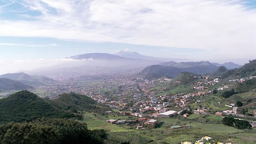 Imagen general de La Laguna.