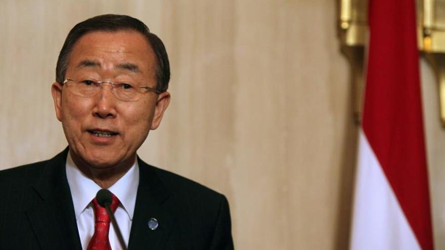 La ONU admite que la polémica sobre Irán desvía la atención sobre Ginebra 2