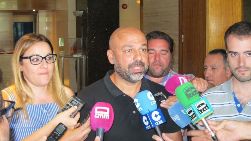 El vicepresidente segundo de Castilla-La Mancha, José García Molina