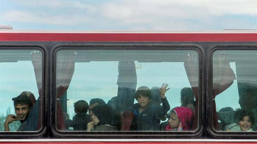 Bulgaria devuelve a Grecia sesenta refugiados supuestamente de Idomeni