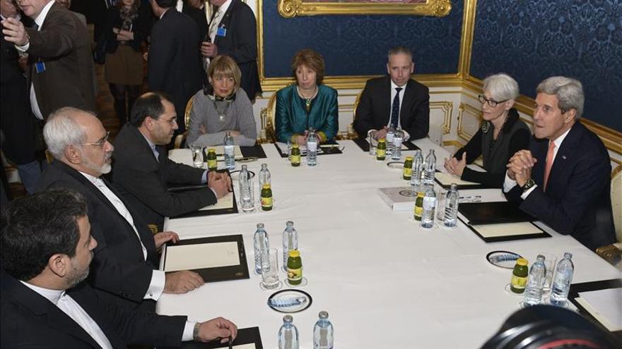 Irán y EEUU se reúnen de nuevo para tratar de salvar el acuerdo nuclear