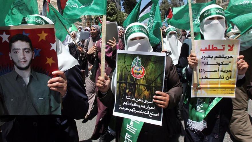 La ANP deja de pagar salarios a cientos de presos y expresos de Hamás