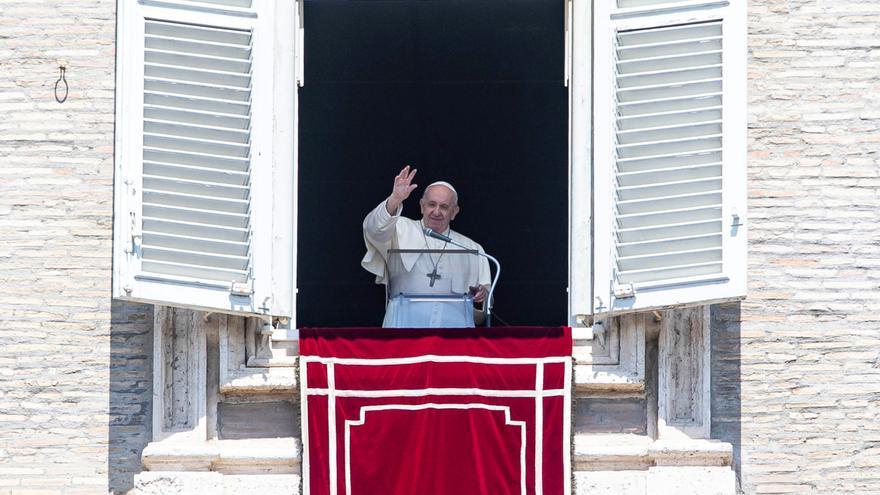 """El papa dice que el abuso a menores es """"una especie de asesinato psicológico"""""""