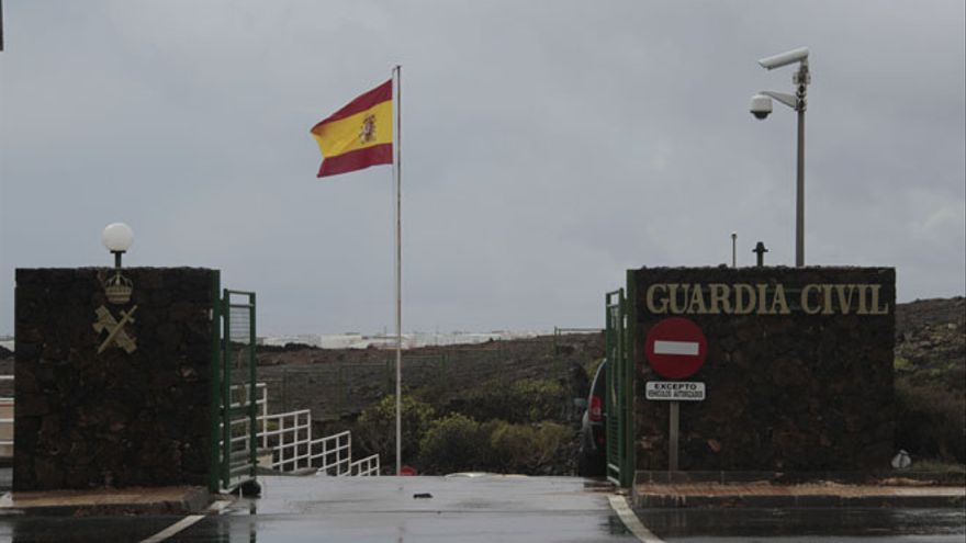 Guardia Civil de Costa Teguise