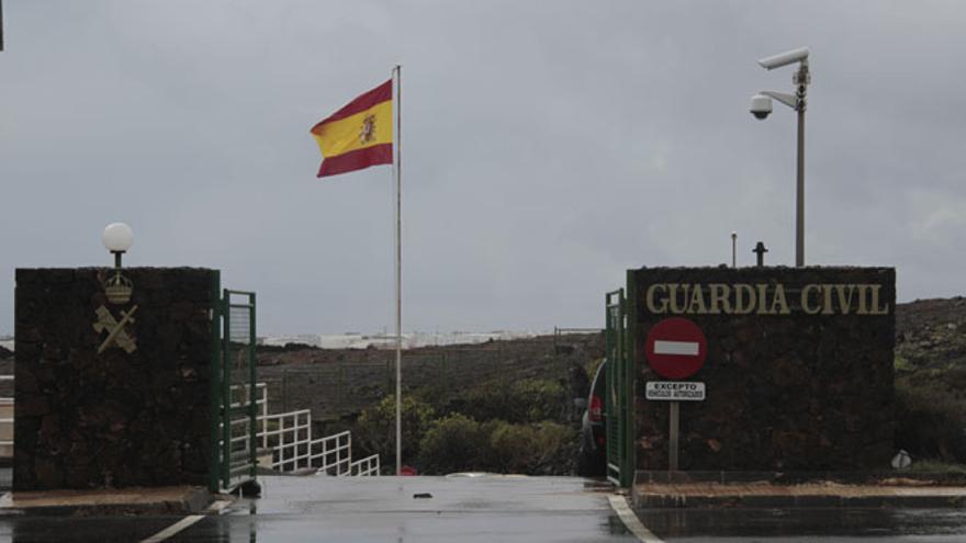 Guardia Civil de Costa Teguise