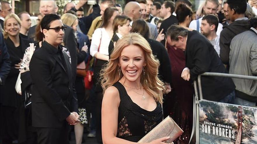 Kylie Minogue lanza su primer álbum navideño con presencia de Sinatra e Iggy Pop