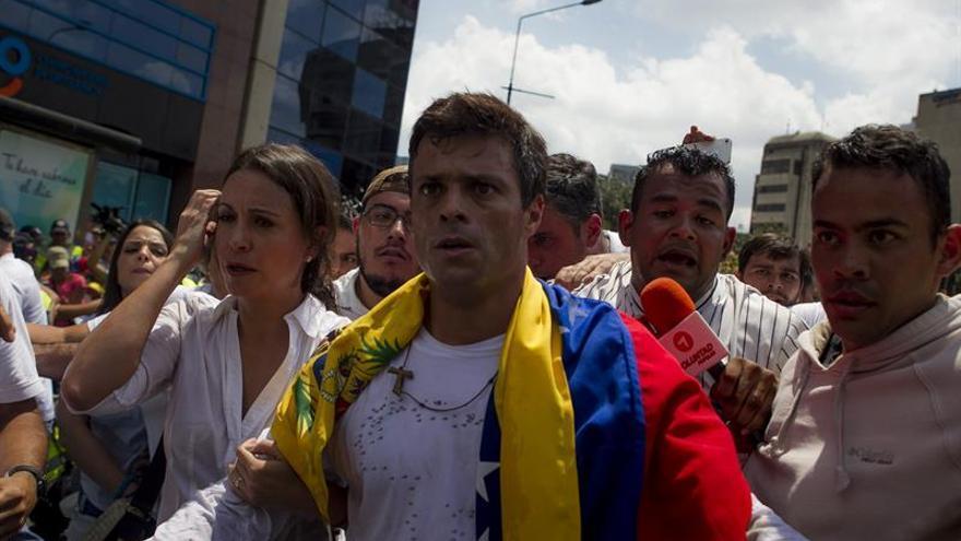 Suspendida la audiencia de apelación del opositor venezolano Leopoldo López
