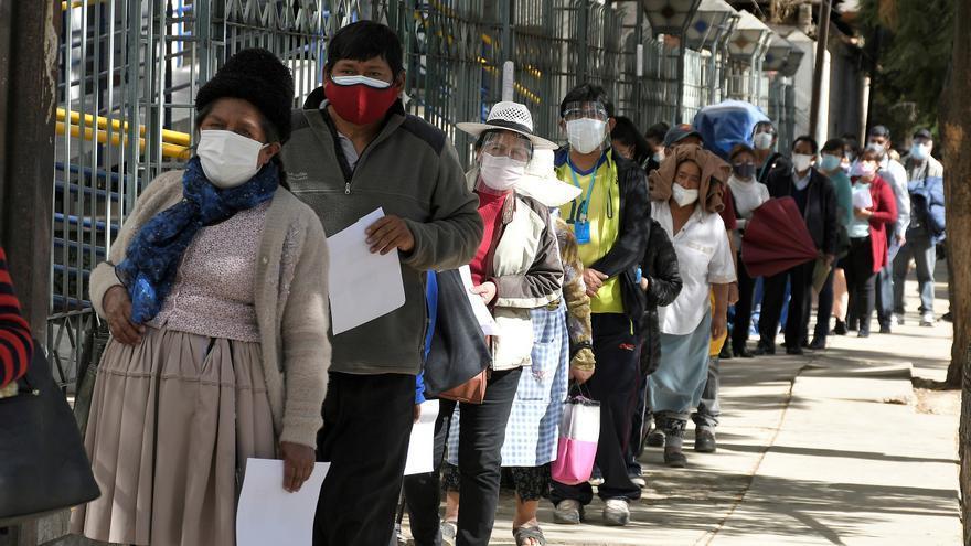 Bolivia reporta casi un centenar de nuevos decesos a causa de la covid-19