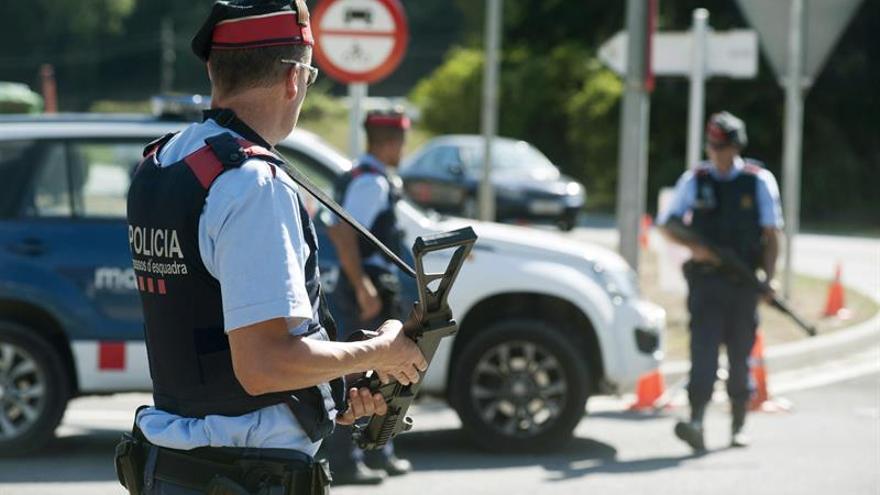 Una patrulla de mossos encontró a Abouyaaqoub agazapado en un viñedo