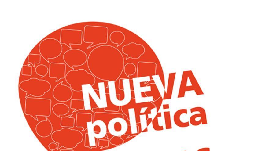 Cartel del evento 'nuevas políticas, nuevas formas de comunicarte'