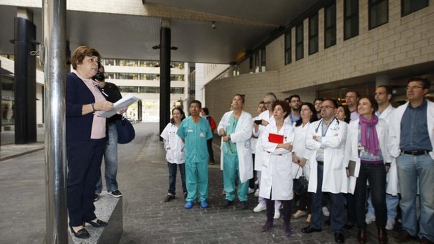 De la concentración de médicos #4