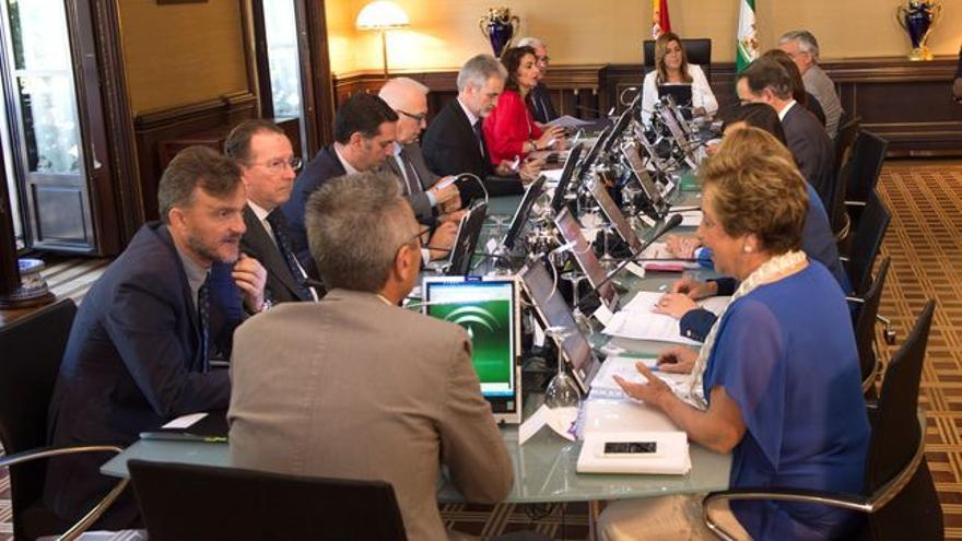 Consejo de Gobierno de la Jutna de Andalucía