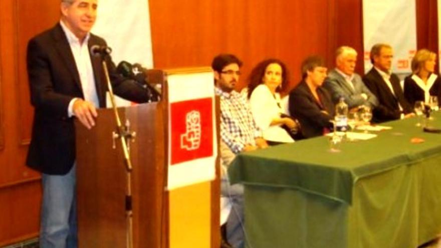 Imagen de archivo de Juan Ramón Ferreira / PSOE Cáceres