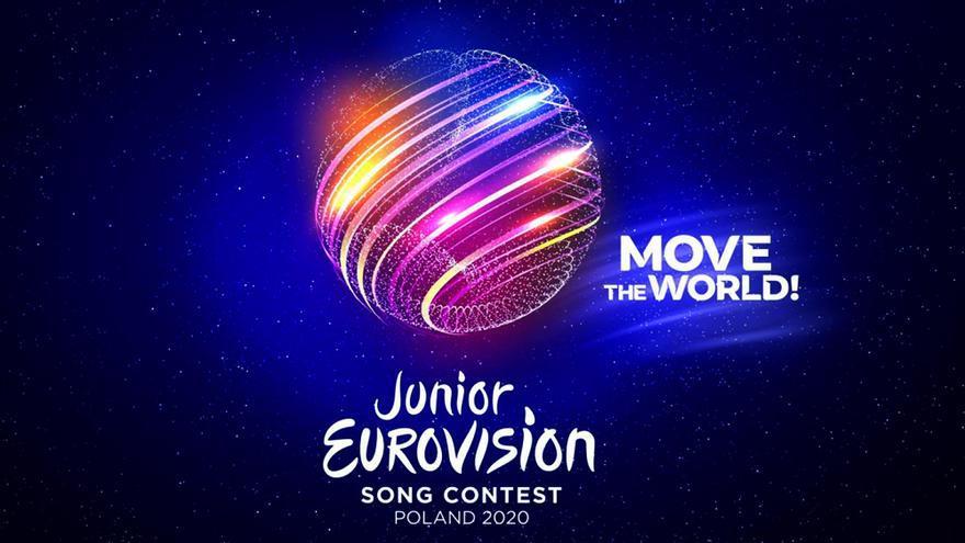 Logo de Eurovision Junior 2020