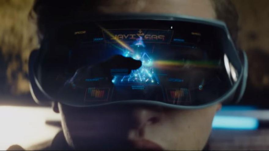 Fotograma de la película Ready Player One, dirigida por Steven Spielberg