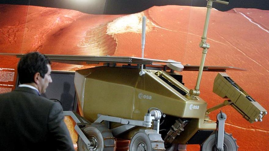 El orbitador marciano de la ESA ha probado con éxito sus instrumentos