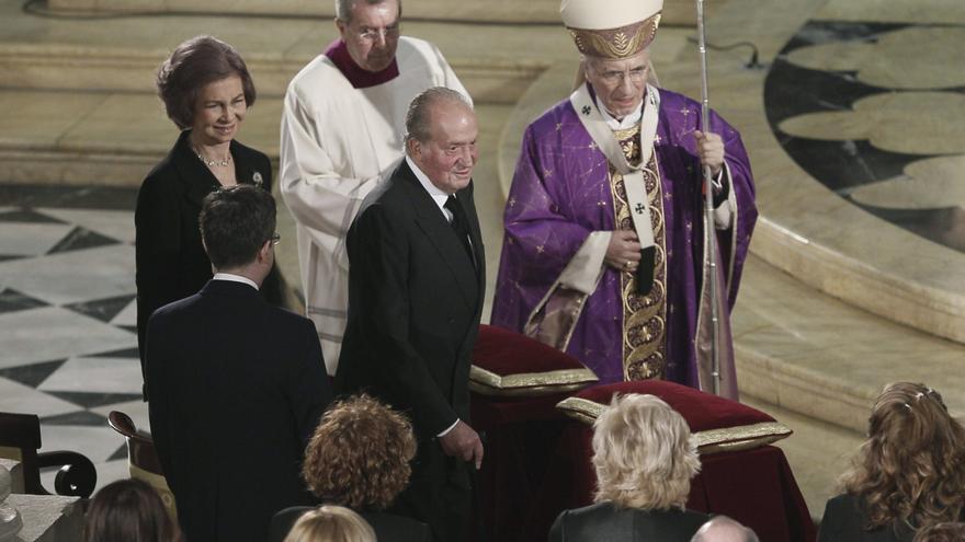 Familia Real, Gobierno y 150 autoridades arropan a las víctimas en el décimo aniversario de los atentados