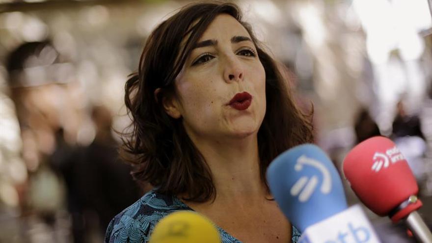 La exsecretaria de Podemos en Navarra anuncia acción penal contra el partido