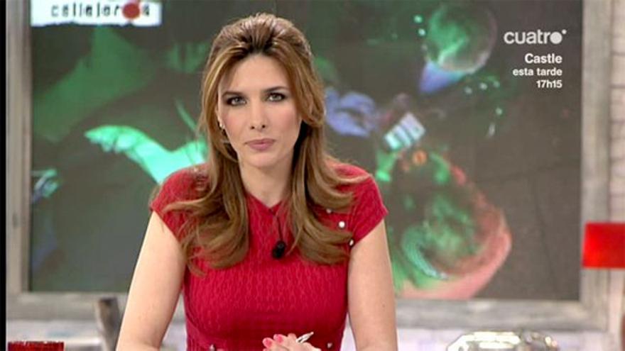 Verónica Sanz, nueva presentadora debutante en 'Las mañanas de Cuatro'