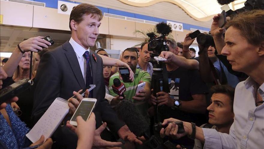 Londres entrega a Moscú datos secretos sobre la catástrofe del avión ruso en el Sinaí