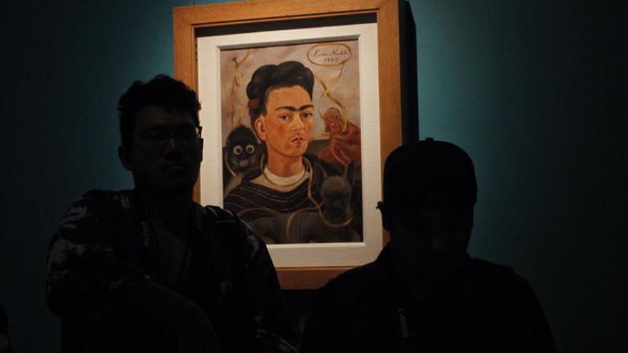 La obra de Frida Kahlo se muestra por primera vez en Polonia