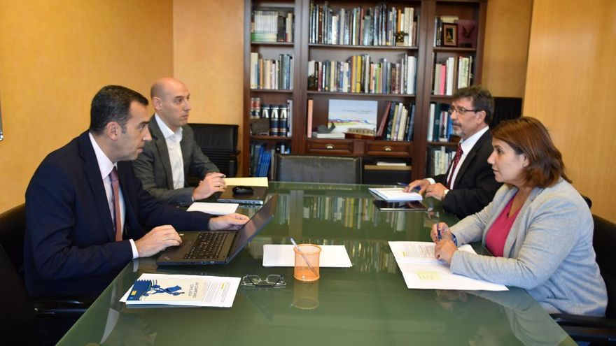 Castlla-La Mancha ofrecerá a la Confederación del Tajo una alternativa técnica para medir el caudal del río