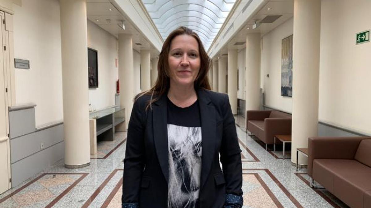 Lourdes Retuerto, senadora del PSOE por la Región de Murcia