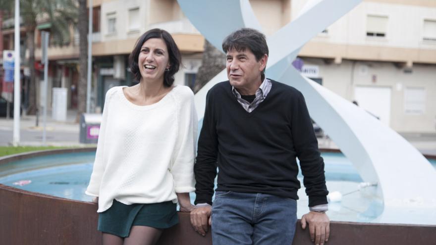 Los dos escritores ganadores de los premios literarios de Gandia