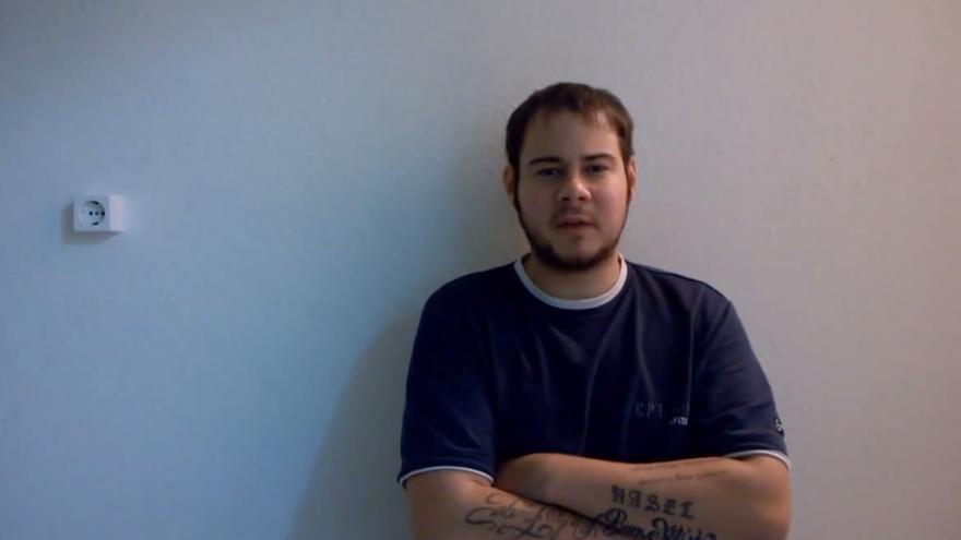 El rapero Pablo Hasel en un vídeo en el que reivindica la libertad de expresión