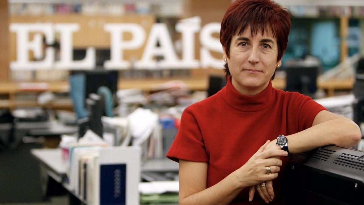 La periodista Ángeles Espinosa, galardonada con el XIV Premio Internacional de Periodismo Julio Anguita Parrado