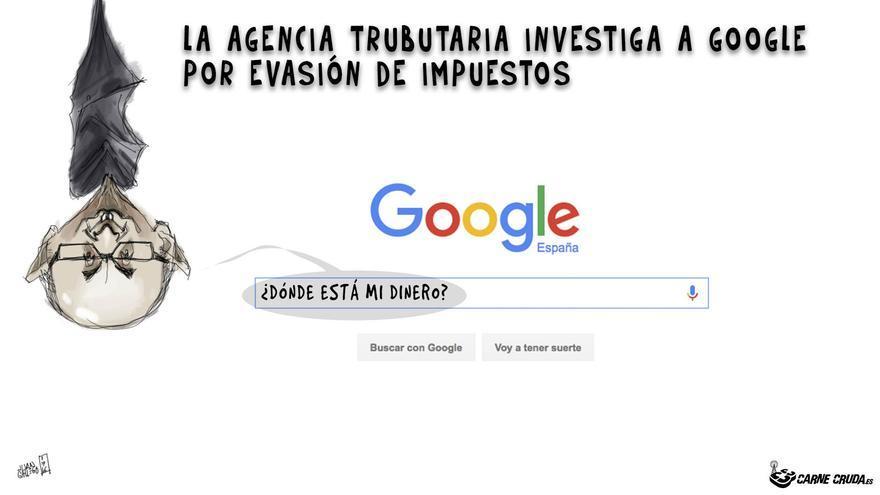 Googleando impuestos