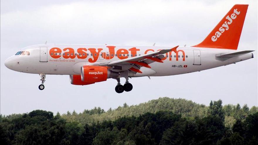 EasyJet ganó 564 millones de euros en su año fiscal, el 21,5 por ciento más