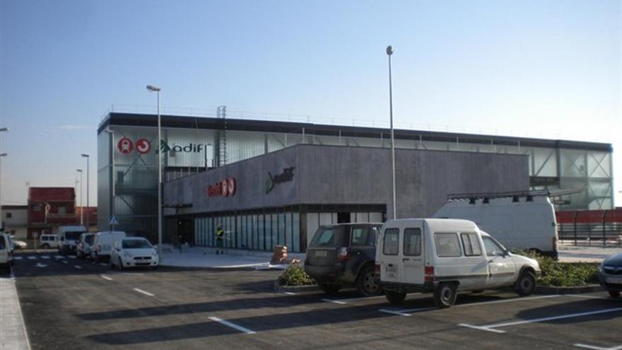 Estación de Beniel