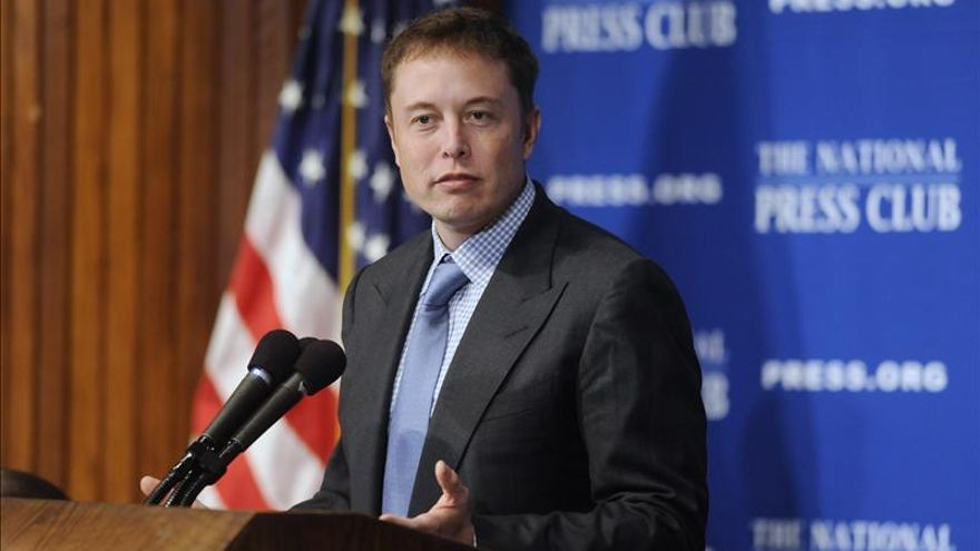 Elon Musk, empresario del año para la revista Fortune