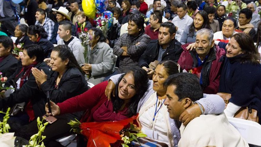 Los inmigrantes mexicanos legales son los que menos solicitan la ciudadanía de EE.UU.