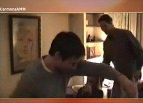 Antonio Carmona y Tom Cruise bailaron bulerías, 'a mi manera' en Miami