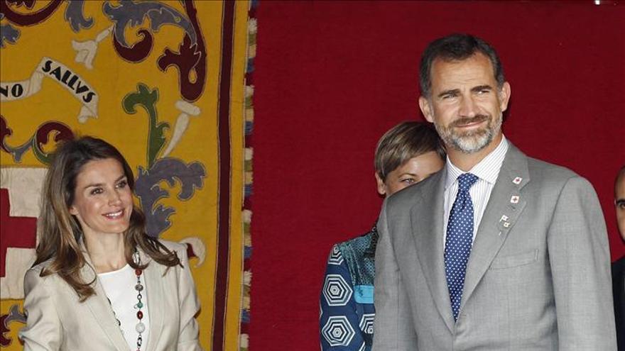 La Reina no estará en el desfile del 12 de octubre, que presidirá el Príncipe