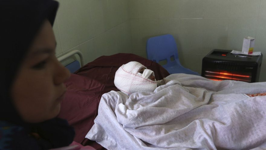La justicia afgana impone castigos leves a los maridos que agreden a sus esposas, incluso cuando se trata de intentos de asesinato.