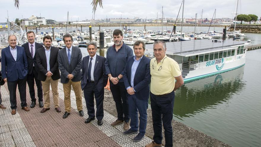 La empresa cántabra Metaltec Naval construye el primer barco de pasajeros con energía electrosolar de Europa