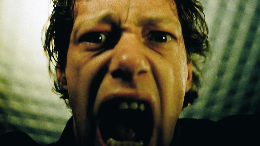 Fotograma de la película 'La angustia del miedo' ('Angst'), estrenada en 1983