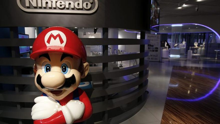 """Nintendo sube más de un 5% tras fijar fecha de salida de """"Super Mario Run"""""""
