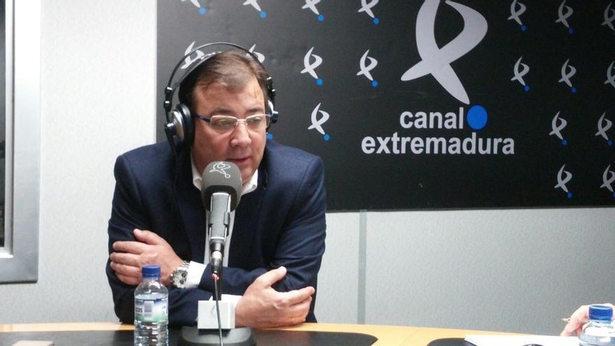 """Vara pide a Podemos que se deje de """"enredos"""" como su propuesta para el Senado porque el PSOE es un proyecto """"autónomo"""""""