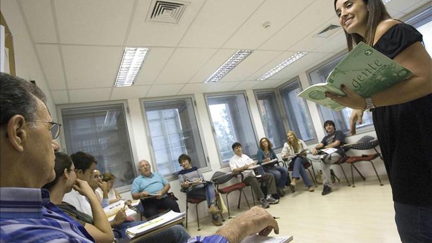 El Instituto Cervantes ofrece 89 cursos de formación de profesores de español