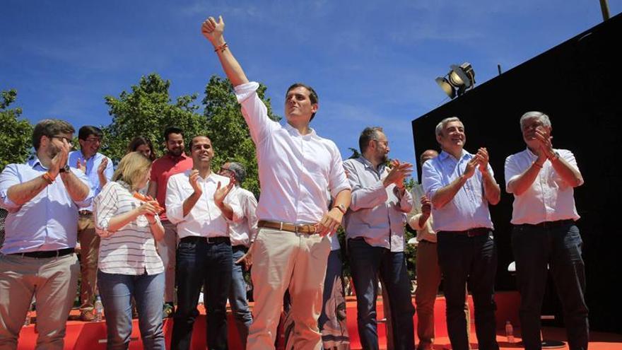 Rivera no descarta que pueda ser presidente un diputado de consenso