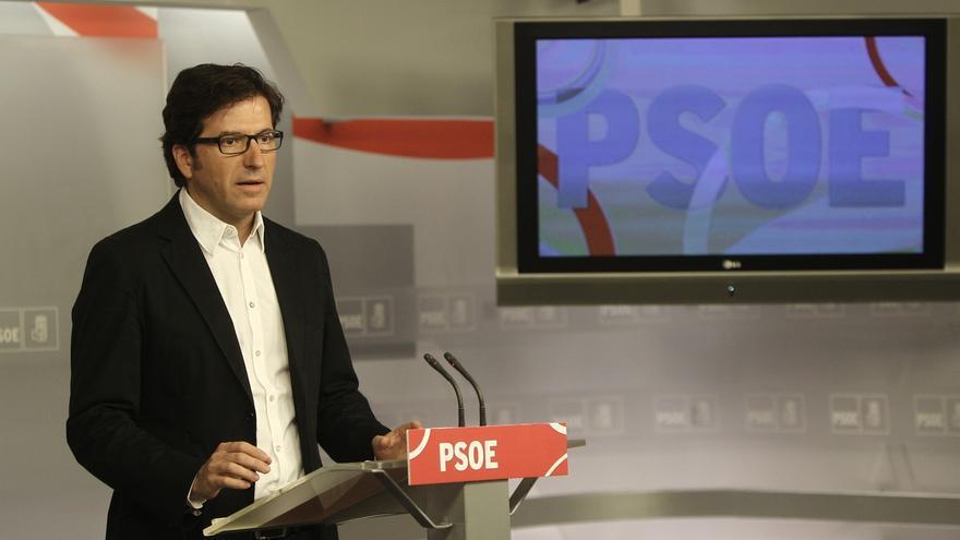 """Moscoso (PSOE) dice que podrían coincidir con Podemos en temas sociales y regeneración pero están """"lejos"""" en economía"""
