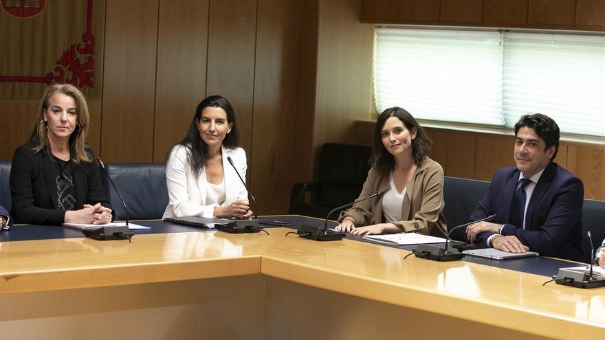 Vox rompe las negociaciones con PP en la Comunidad al no cumplirse el acuerdo en el Ayuntamiento