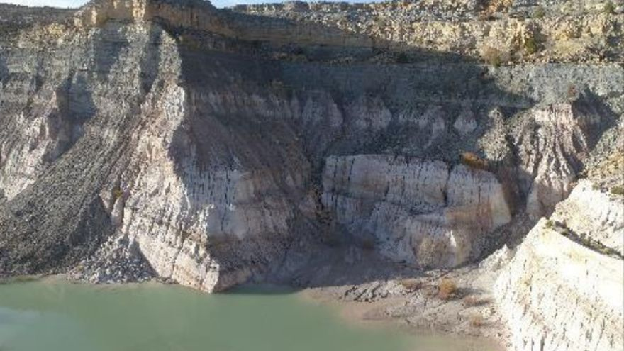 La mina de caolín del Alto Tajo cerrada desde los años 90 que espera ser restaurada y facilitar que el espacio sea Parque Nacional