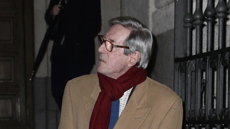 El aristócrata y empresario Alfonso de Borbón Escasany, en enero de 2016.