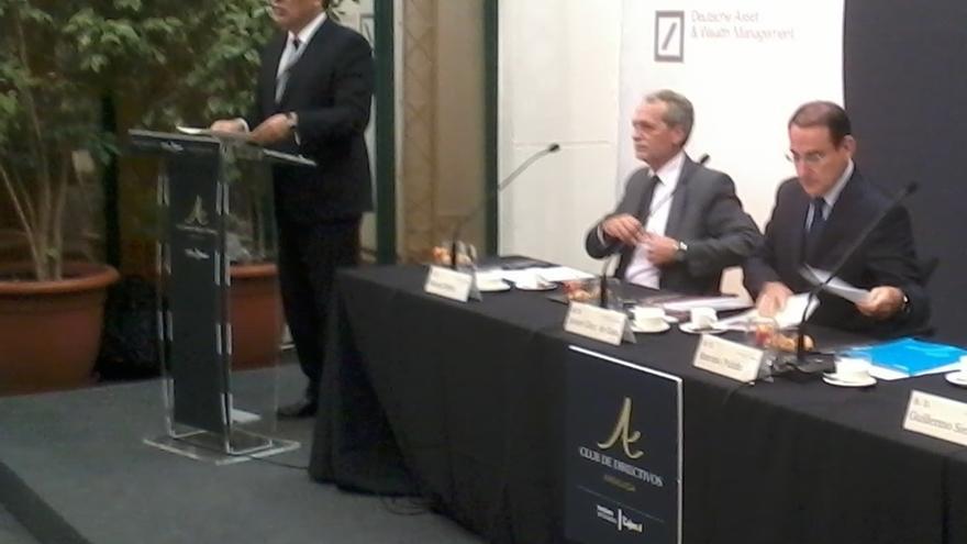 """Presidente de la CEA aboga por ver el """"problema de Cataluña"""" como una """"oportunidad"""" para atraer inversiones a Andalucía"""