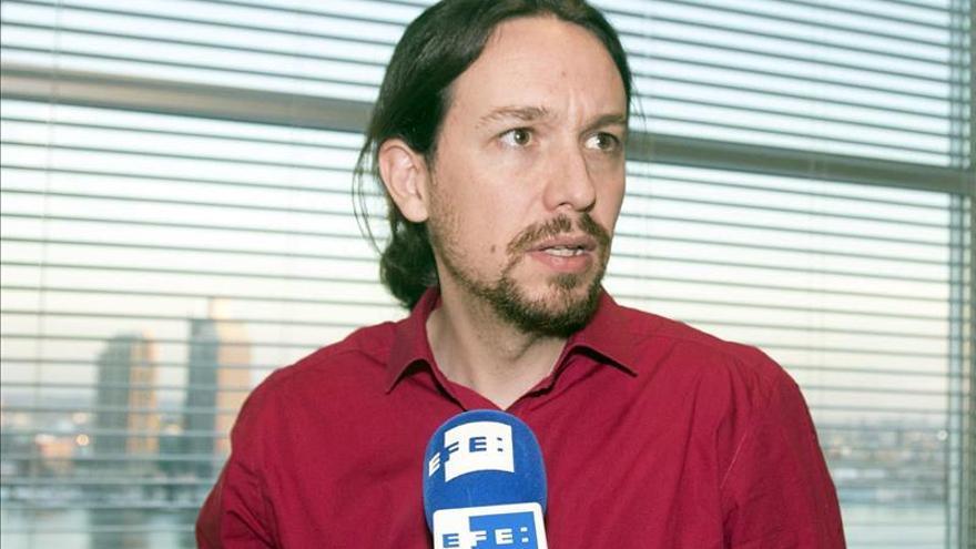 Pablo Iglesias dará la réplica a Rajoy en un acto tras el debate de la nación